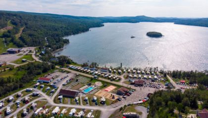 KOA Resort  Offers Great Camping Experience in Quebec