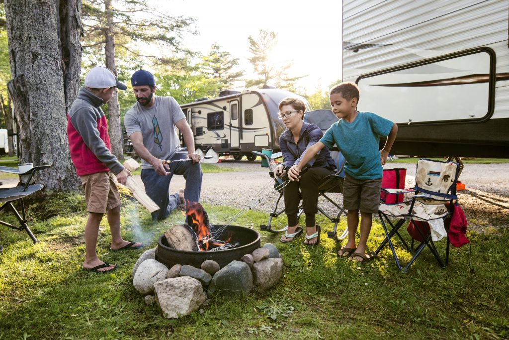 Canadian Campers