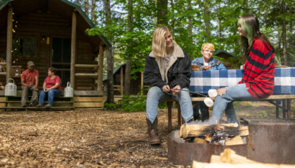 Fall Camping Interest Remains High Amid Increased COVID Concerns